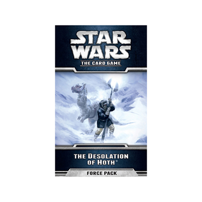Star Wars LCG - The Desolation of Hoth - Hoth Cycle 1