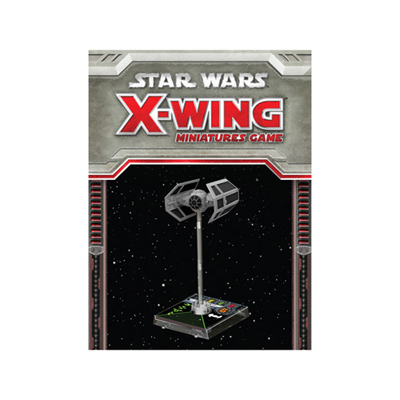 Star Wars X-Wing - - TIE Advanced Expansion Pack ENGLISCH