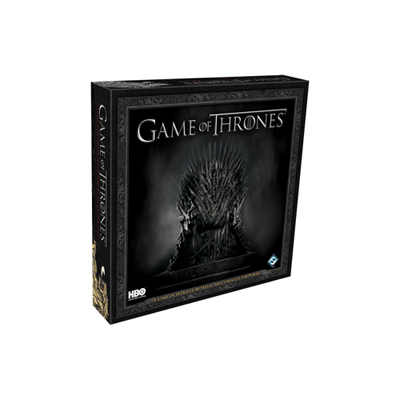 Game of Thrones Card Game - HBO Edition