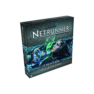 Android - Netrunner LCG - Creation and Control Expansion