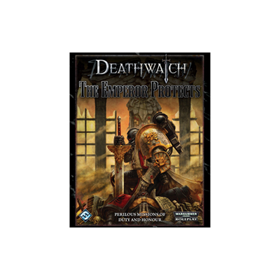 WH40K - Deathwatch The Emperor protects