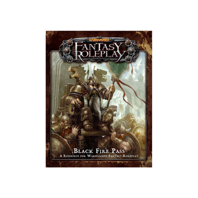 WH Fantasy - Black Fire Pass