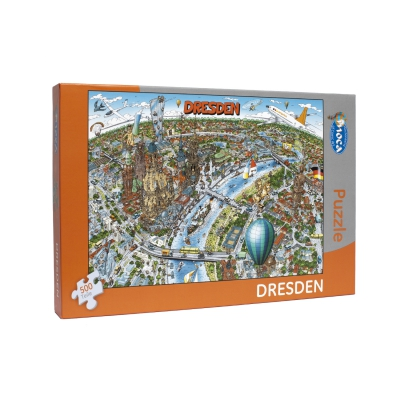 Dresden - Puzzle