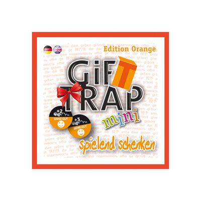 GiftTRAP Mini ORANGE