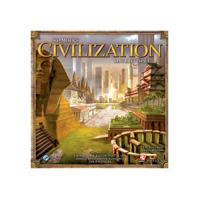 Civilization - Das Brettspiel DEUTSCH