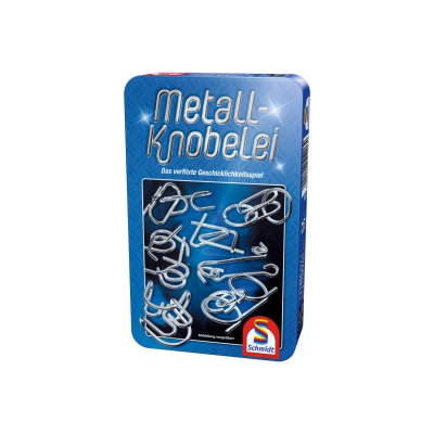 Metall Knobelei Metallbox