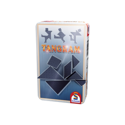 Tangram Metalldose