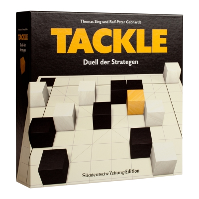 Tackle - Strategiespiel - Duell der Strategen - Brettspiele