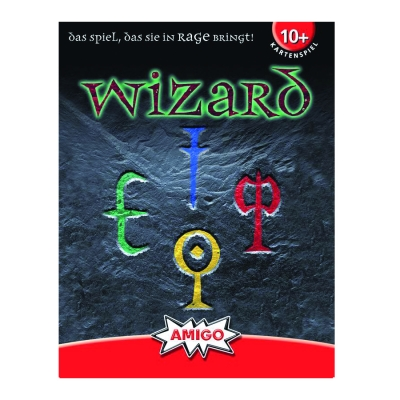 Wizard - the card game