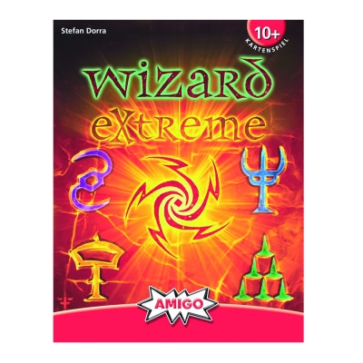 Wizard eXtreme - The new card game