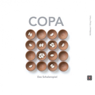 Copa - The Cup Game - 4 in 1 - Brettspiele