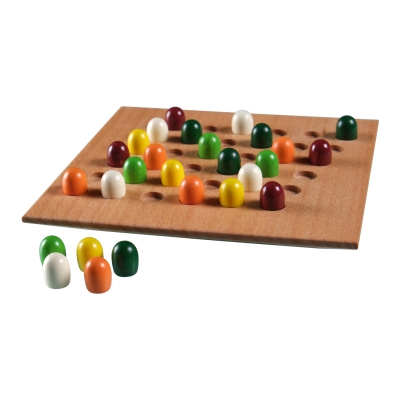 Parallelo - the tactical and colourful game