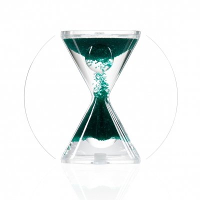 Hourglass - SOUL - green - 4 minutes