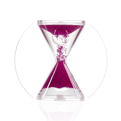 Hourglass - SOUL - pink - 4 minutes
