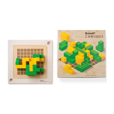 Caminos - ein 3D-Strategiespiel