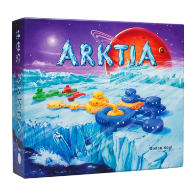 Arktia - struggle for survival on the melting ice-moon