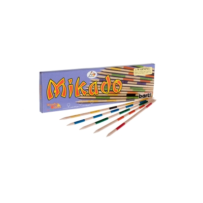 Mikado - Pick-up sticks - 18 cm