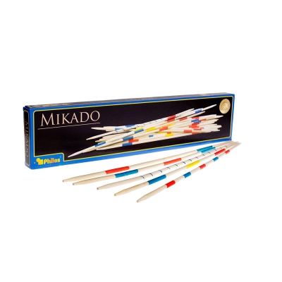 Mikado - Pick-up sticks - large - 50 cm - bamboo