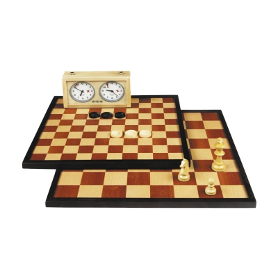 Chess Clock Garde