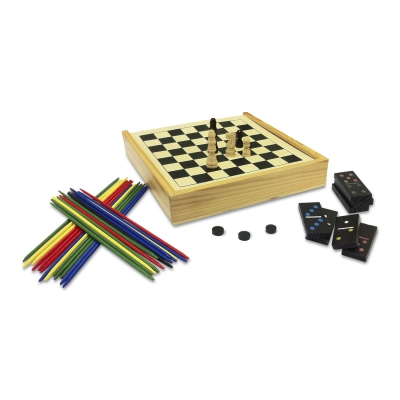 Wooden Games Compendium - small