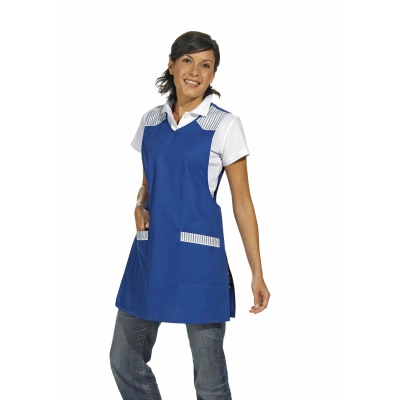 Chasuble - Throw Apron - royal blue