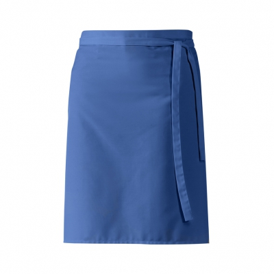 Half Apron - royal blue - 60x80 cm