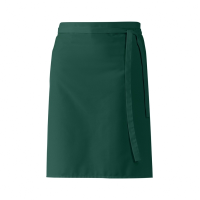 Half Apron - bottlegreen - 60x80 cm