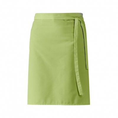Half Apron - apple green - 60x80 cm