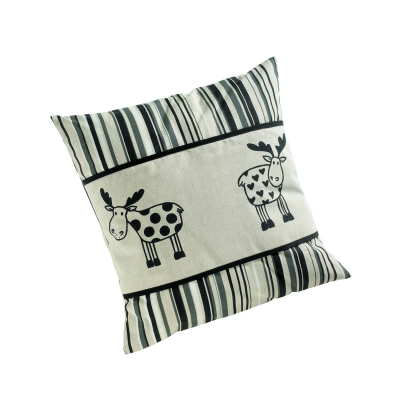 Pillow - small - moose series - 40 x 40 cm