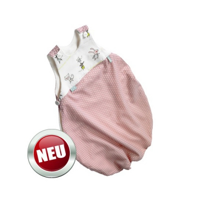 NaBeBi - sleeping bag pink - 75 cm