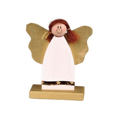 Funny Angel - Girls - Christmas Decorating - 22 x 18 x 7 cm