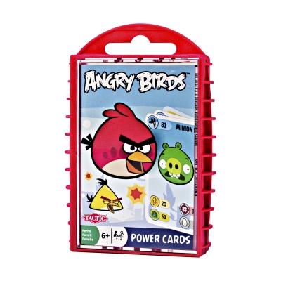 Angry Birds - Power Cards