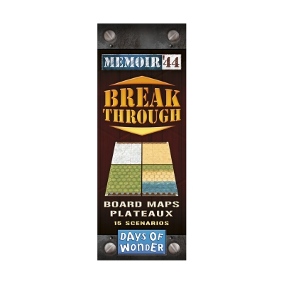 Memoir 44 - Breakthrough Kit - englisch und french