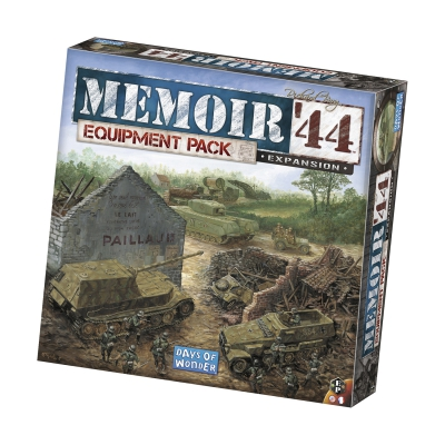 Memoir 44 - Equipment Pack - englisch