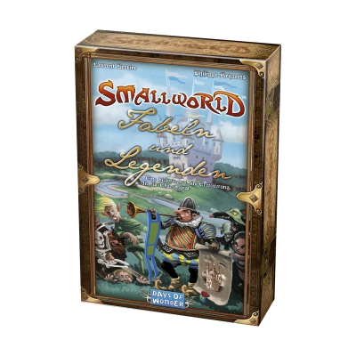 Small World - Tales and Legends - Extension