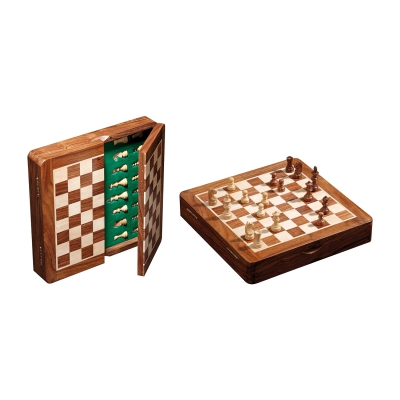 Chess Set - magnetic - field 25 mm