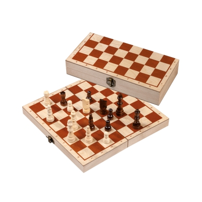 Chess Set - field 30 mm - with cheesmen