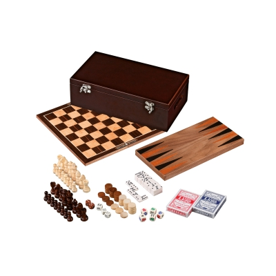 Wooden Game Compendium 6 - box