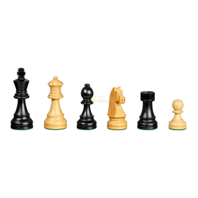 Chess figures - Arcadius - wooden - Staunton - king size 95 mm