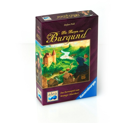 The Castles of Burgundy - CARD GAME - EN - FRZ