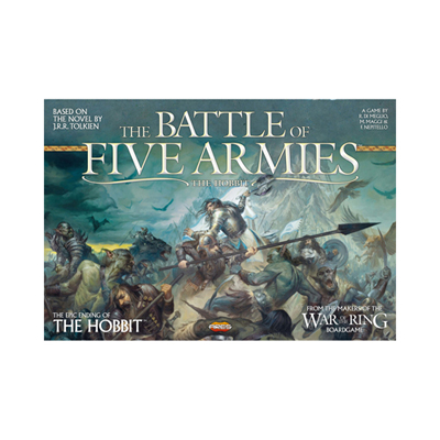 The Hobbit - The Battle of the Five Armies - Boardgame