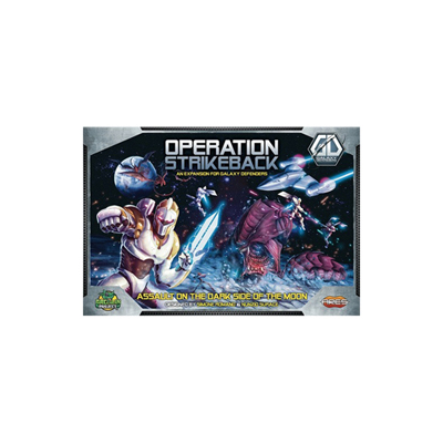Galaxy Defenders - Operation Strikeback - Expansion
