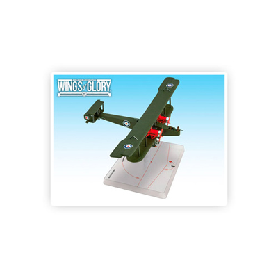 Wings of Glory WW1 - Handley Page O - 400 - (RNAS) - Special Pack