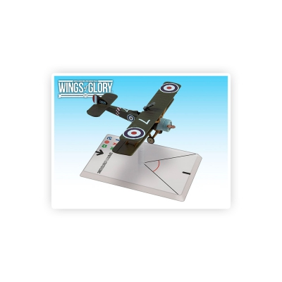 Wings of Glory WW1 - Sopwith 1 1 - 2 Strutter Comic - (78 Squadron) WGF209C
