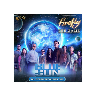 Firefly - The Game - Blue Sun Expansion - englisch
