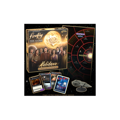 Firefly - The Game - Kalidasa Expansion - englisch