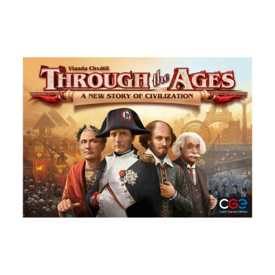 Through the Ages - New Edition - englisch