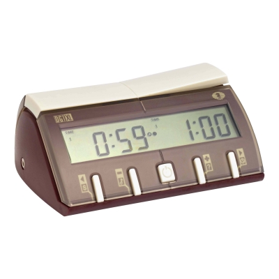 Chess Clock - Digital - plastic housing