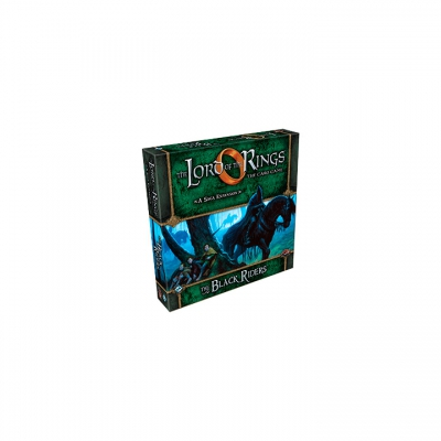 Lord of the Rings LCG - The Black Riders - LOTR Saga Expansion