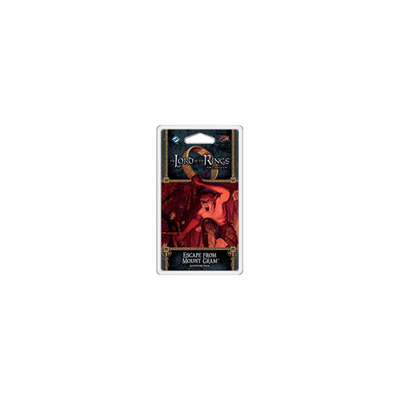 Lord of the Rings LCG - Escape from Mount Gram - Angmar Awakened 2